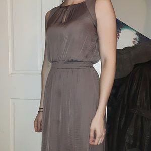 New Dusky Plum Simply Vera Wang Dress